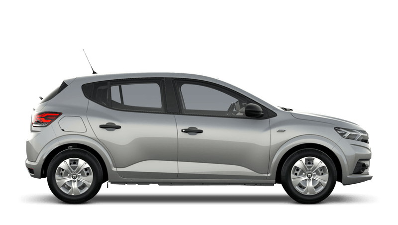 Moonstone Grey All-New Dacia Sandero