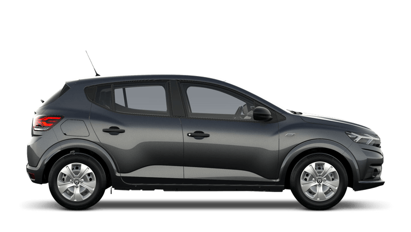 Slate Grey All-New Dacia Sandero