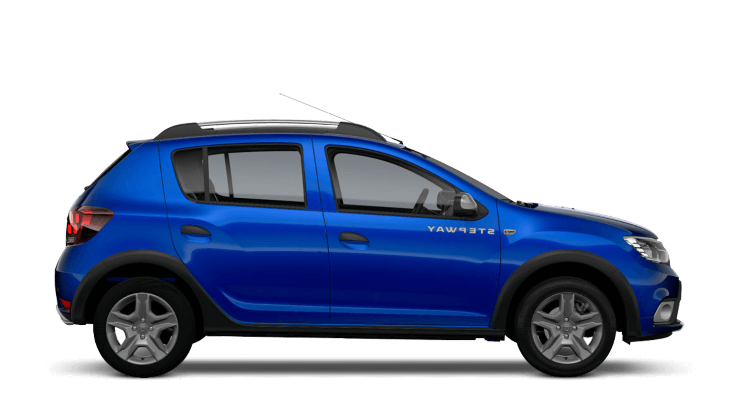 Iron Blue Dacia Sandero Stepway