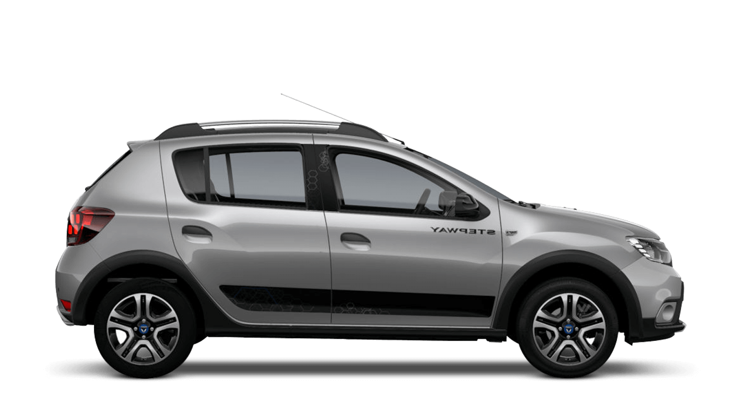 Highland Grey Dacia Sandero Stepway