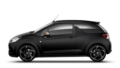 DS DS 3 Cabrio Performance Black