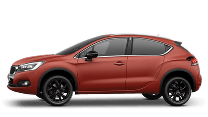 DS DS 4 Crossback Terre Rouge