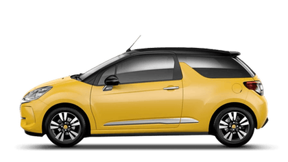 DS DS 3 Cabrio Chic