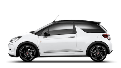 DS DS 3 Cabrio Performance