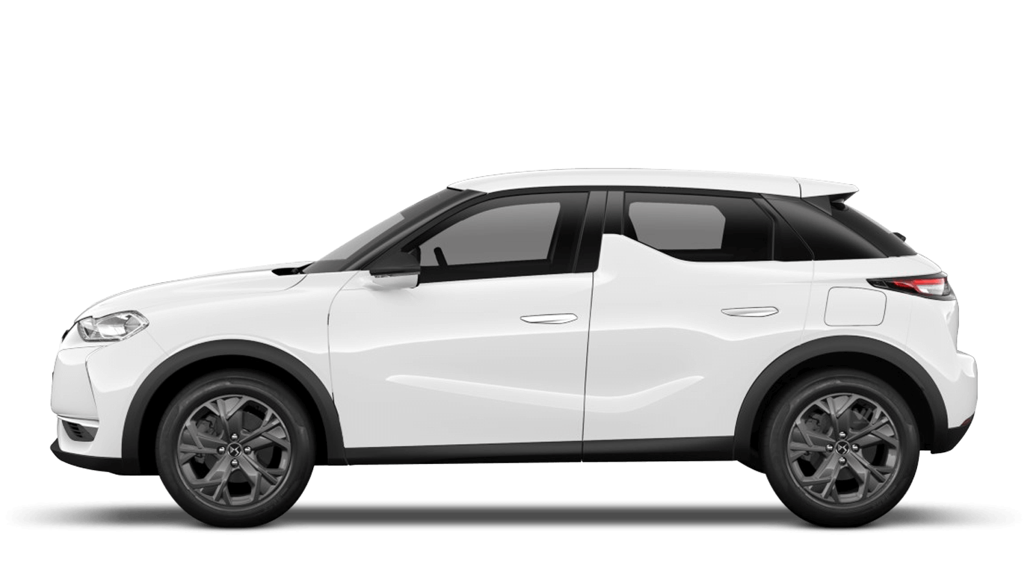 Bianca White DS DS 3 Crossback