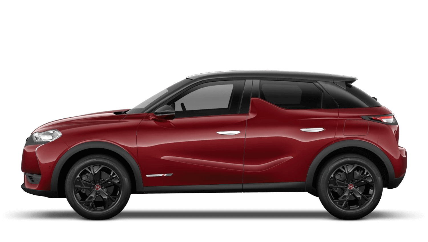 Ruby Red (Metallic) DS 3 CROSSBACK