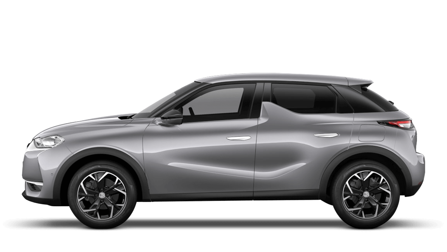 Artense Grey (Metallic) DS 3 CROSSBACK