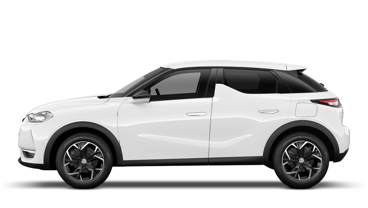 Bianca White DS 3 CROSSBACK