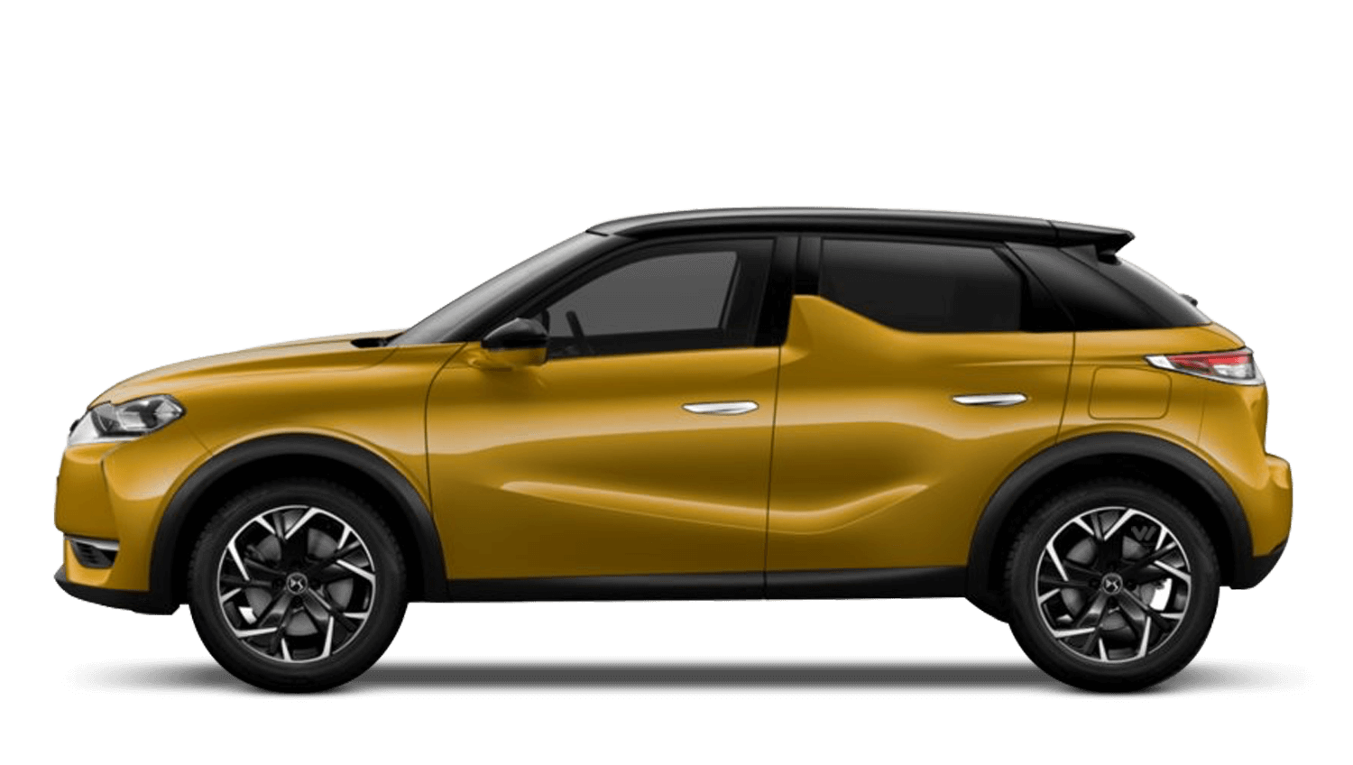 Imperial Gold (Metallic) DS 3 CROSSBACK