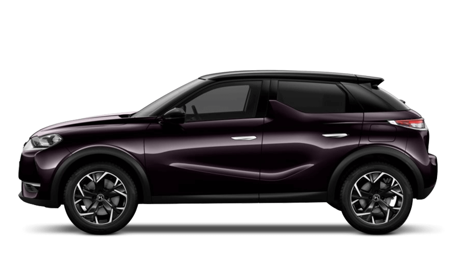 Whisper Purple (Metallic) DS 3 CROSSBACK