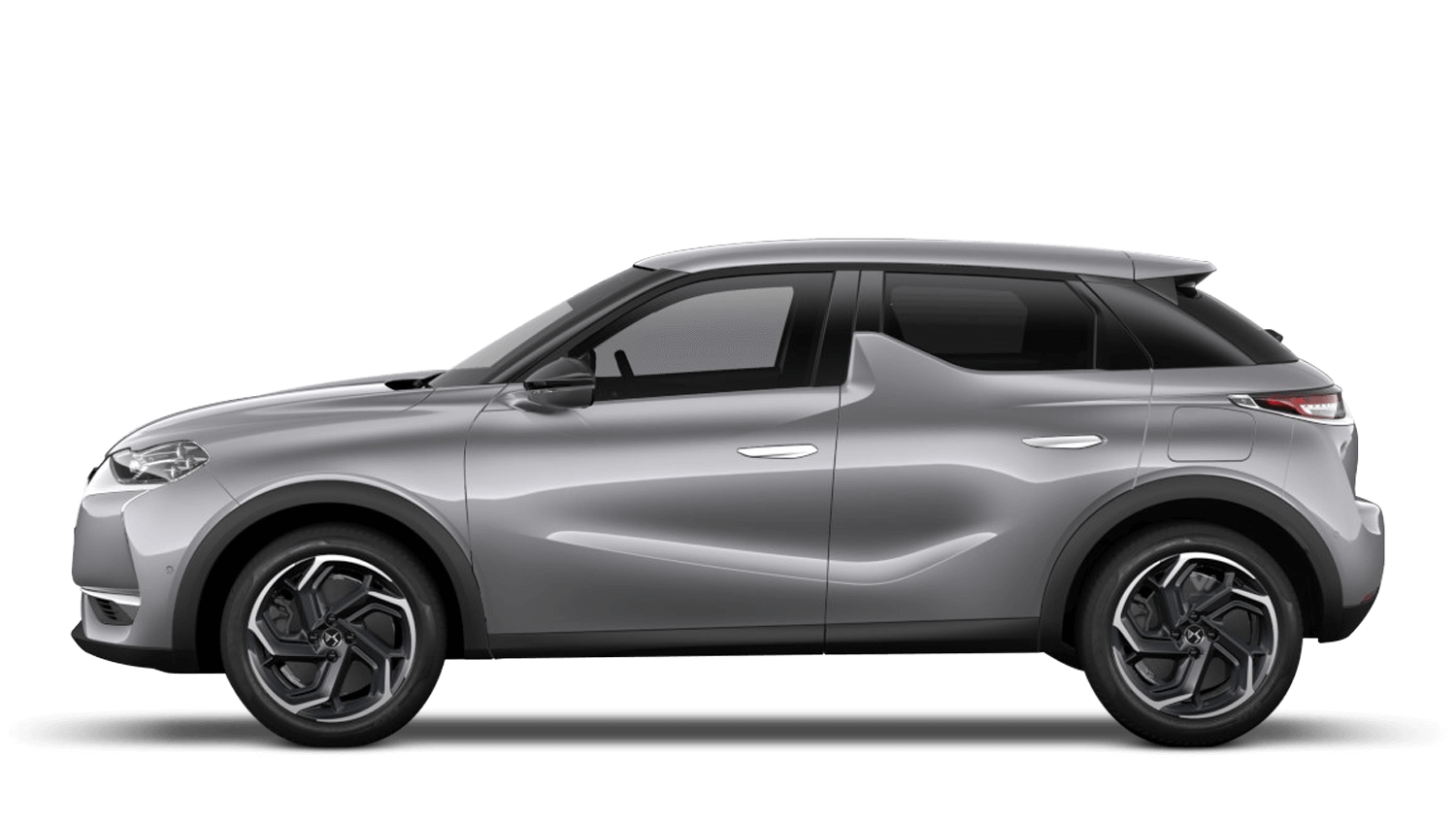 Artense Grey (Metallic) DS DS 3 Crossback