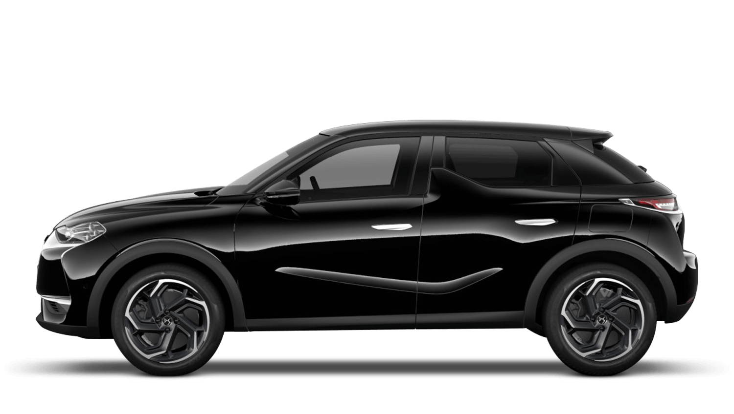 Perla Nera Black (Metallic) DS DS 3 Crossback