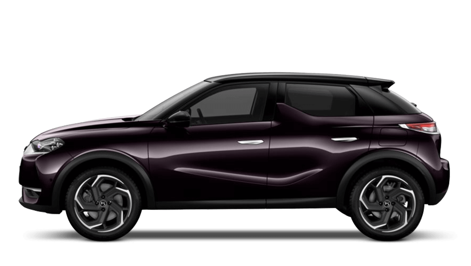 Whisper Purple (Metallic) DS DS 3 Crossback