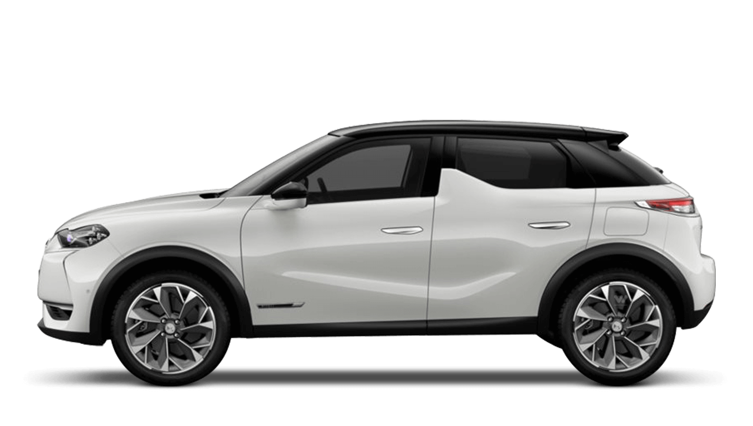 Pearl Crystal DS DS 3 Crossback E Tense