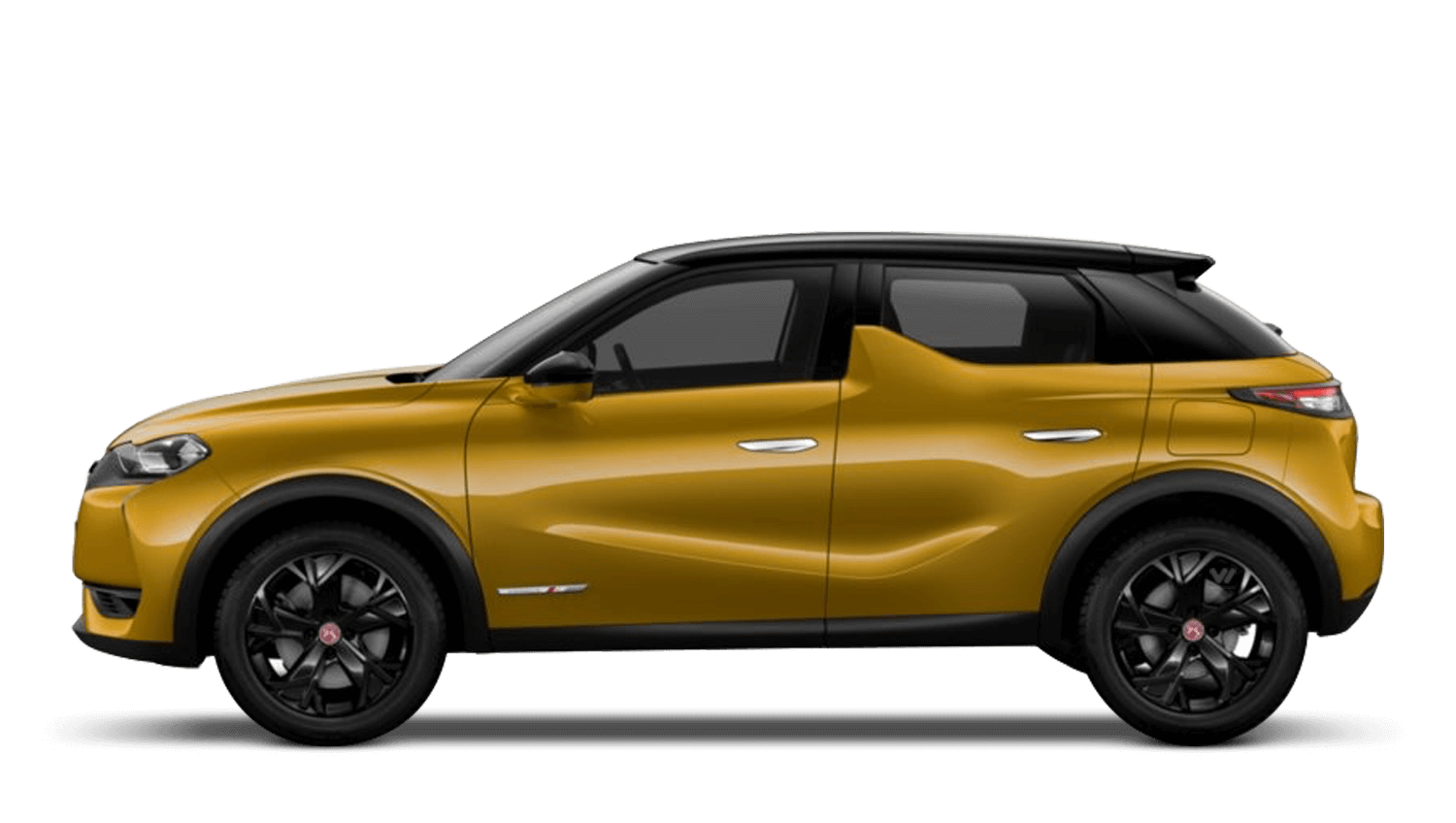 Imperial Gold (Metallic) DS 3 CROSSBACK E-Tense