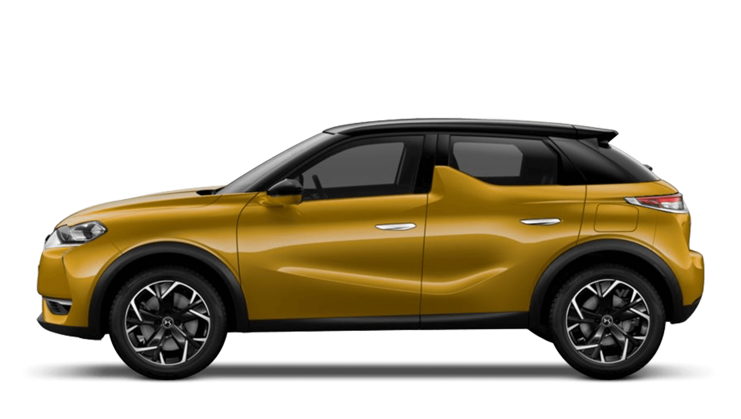 Imperial Gold (Metallic) DS DS 3 Crossback E Tense