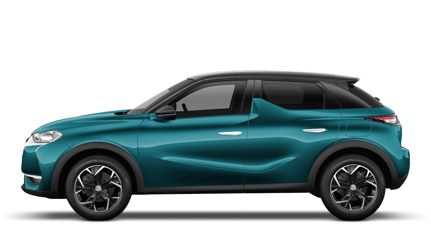 Millenium Blue (Metallic) DS DS 3 Crossback E Tense