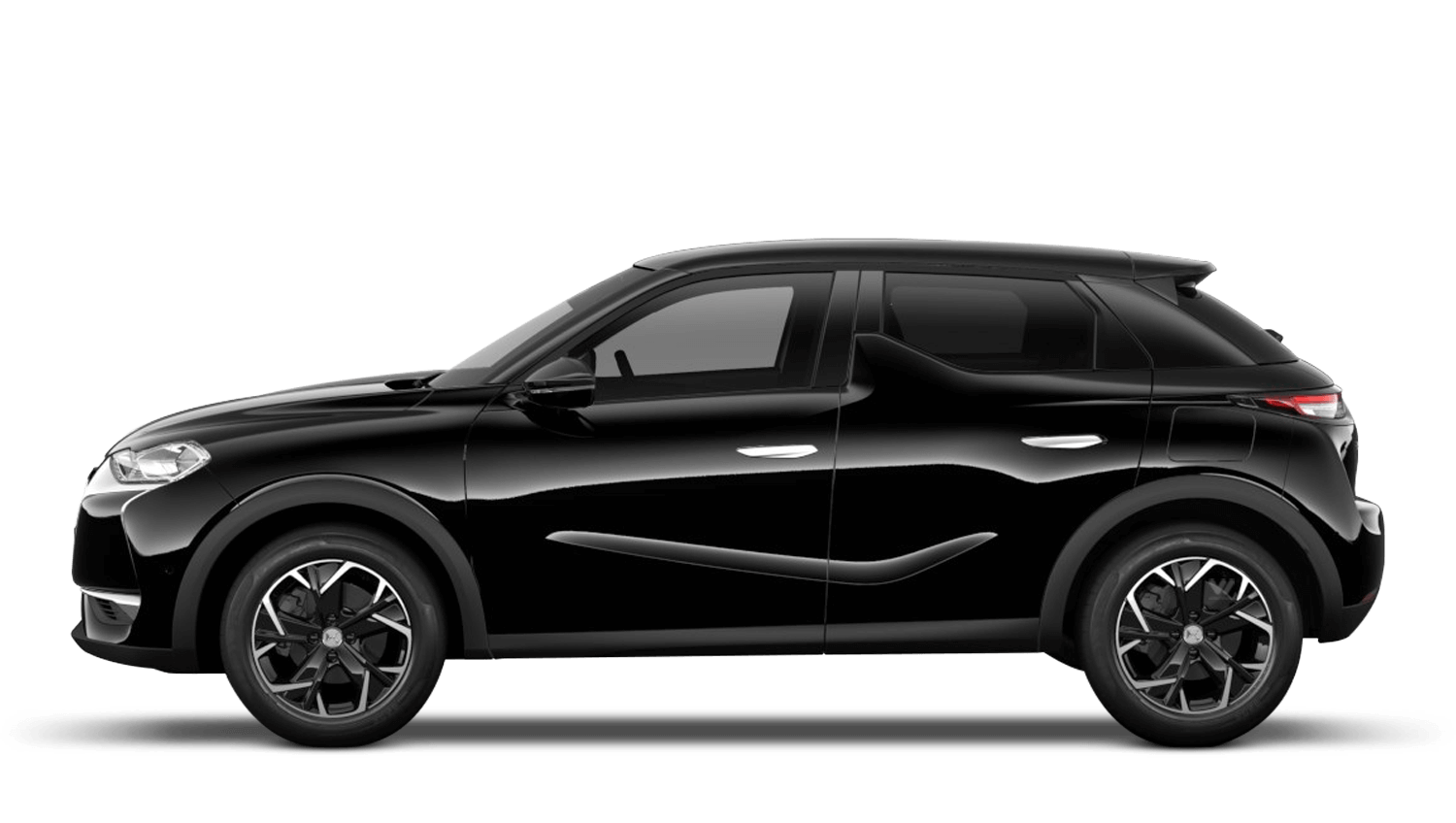 Perla Nera Black (Metallic) DS DS 3 Crossback E Tense