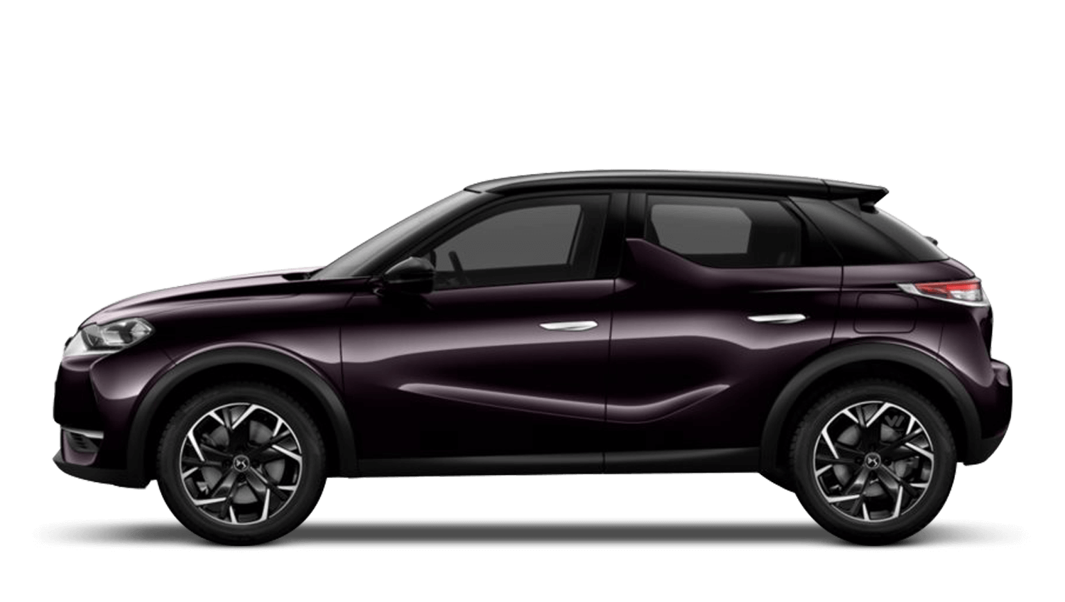 Whisper Purple (Metallic) DS DS 3 Crossback E Tense