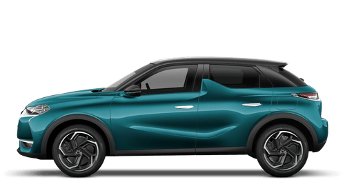 DS 3 CROSSBACK 124