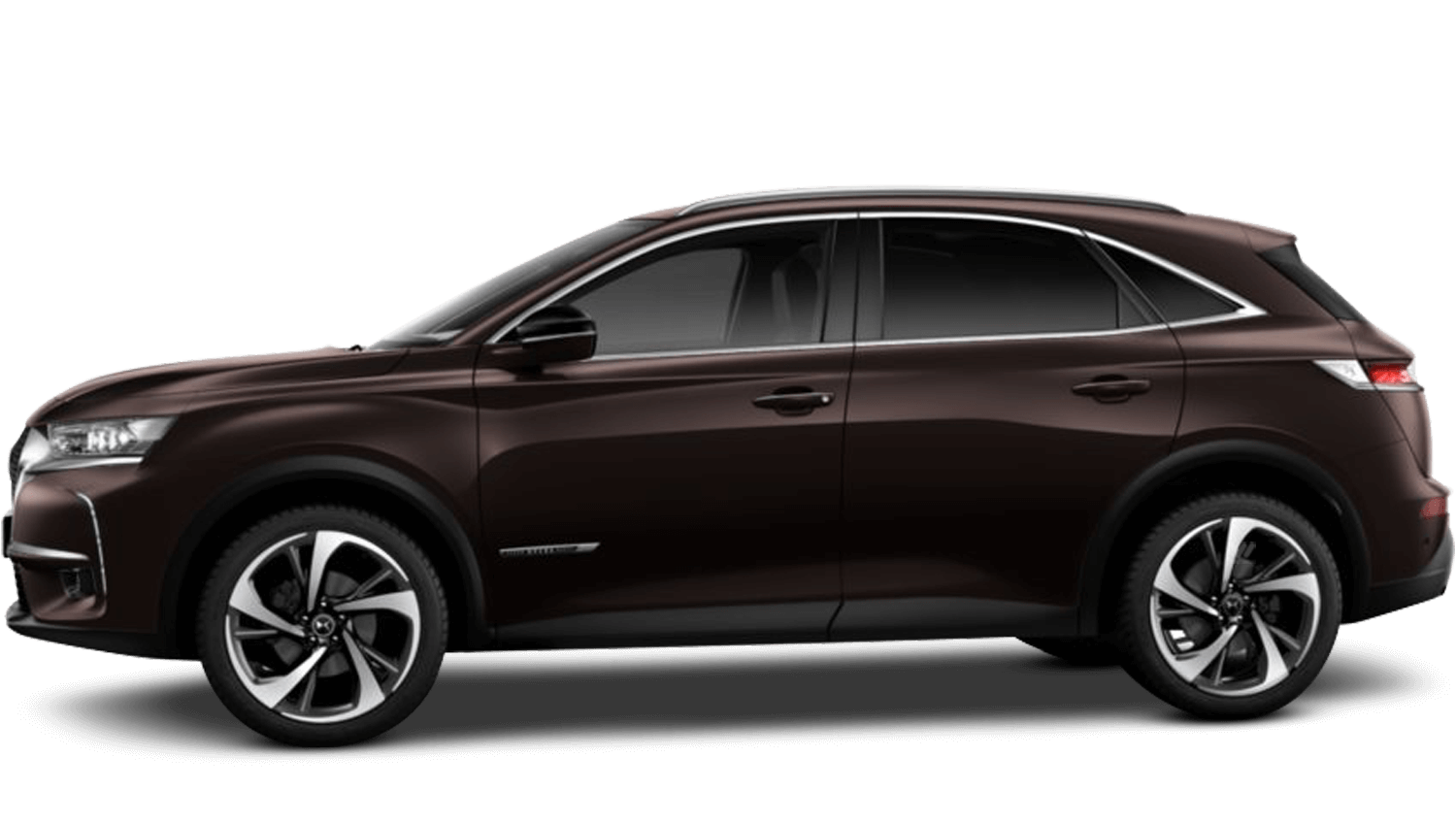 Andradite Brown (Metallic) DS DS 7 Crossback