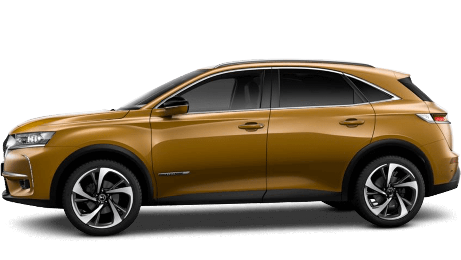 Byzantine Gold (Metallic) DS DS 7 Crossback
