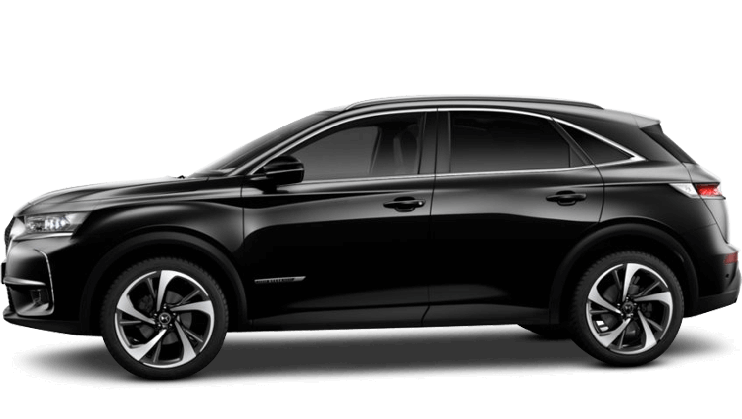 Perla Nera Black (Metallic) DS DS 7 Crossback