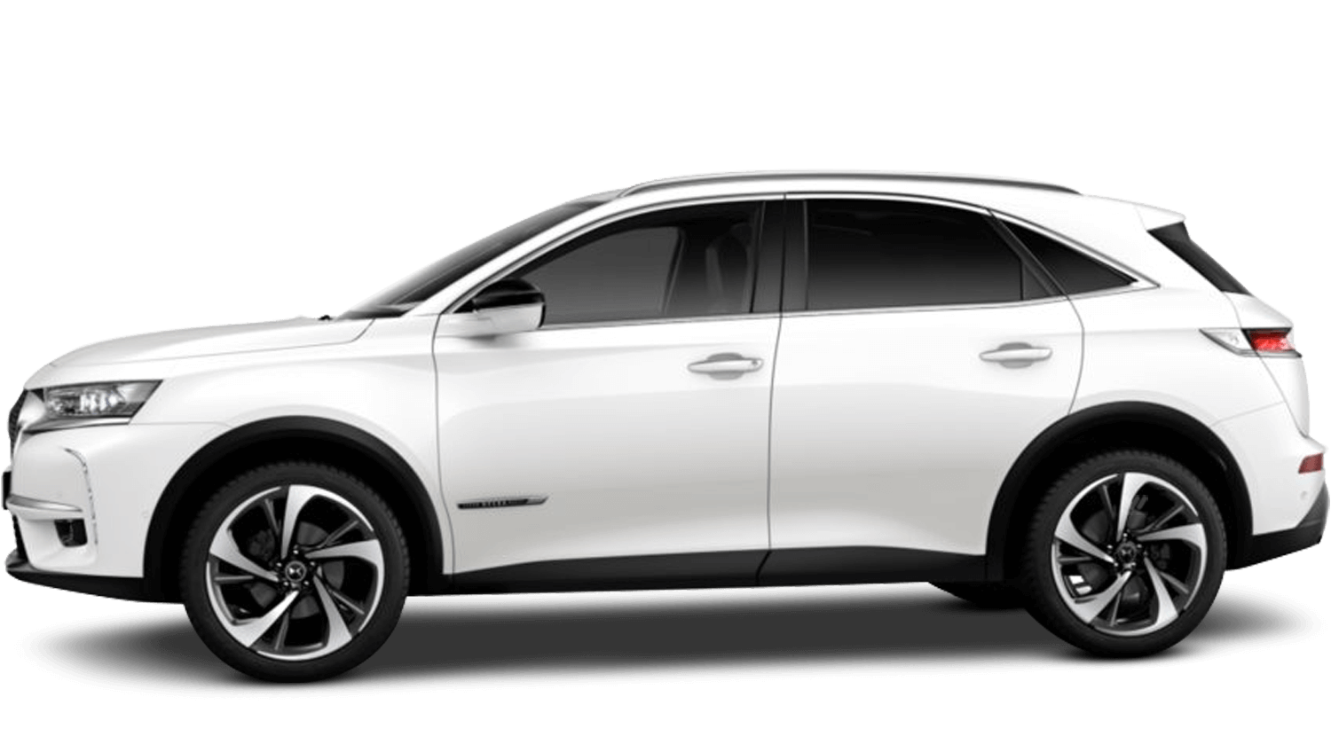 Polar White DS DS 7 Crossback