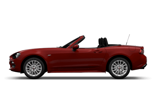 fiat 124 Spider Classica Offer