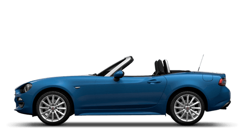 fiat 124 Spider Lusso Plus Offer