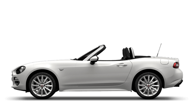 New Fiat 124 Spider Lusso Offer