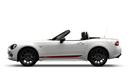 fiat 124 Spider S-Design Offer