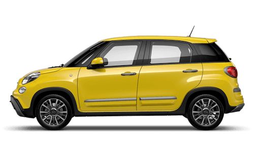 fiat 500L Cross Cross Offer