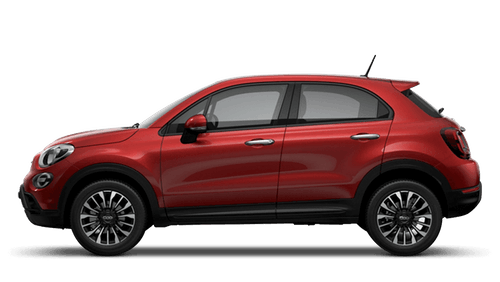 fiat 500X Cross Look New City Cross Offer