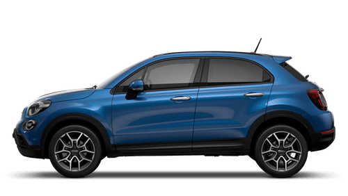 fiat 500X Cross Look New Cross Plus Offer