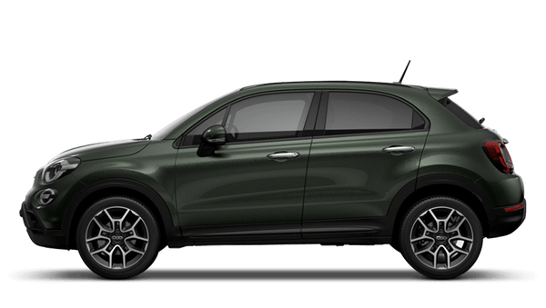 New FIAT 500X Cross Look