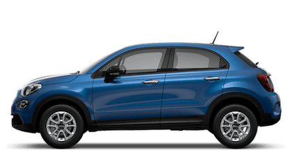 New FIAT 500X Urban Look