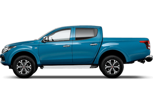 fiat Fullback LX Offer