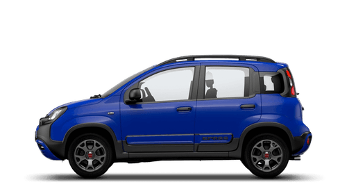 fiat Panda City Cross Entry Offer