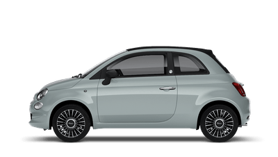 New FIAT 500C Launch Edition