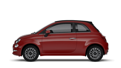 New FIAT 500C Lounge