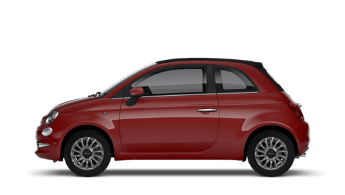 fiat 500C Lounge Offer