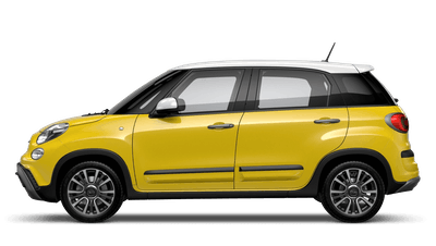 FIAT 500l Cross Look Cross