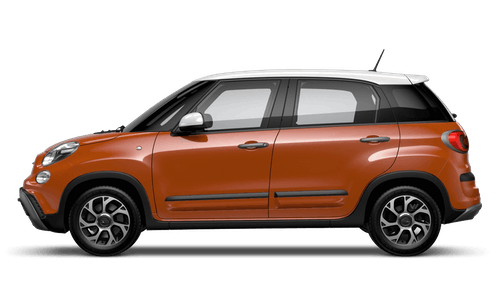 FIAT 500l Cross Look