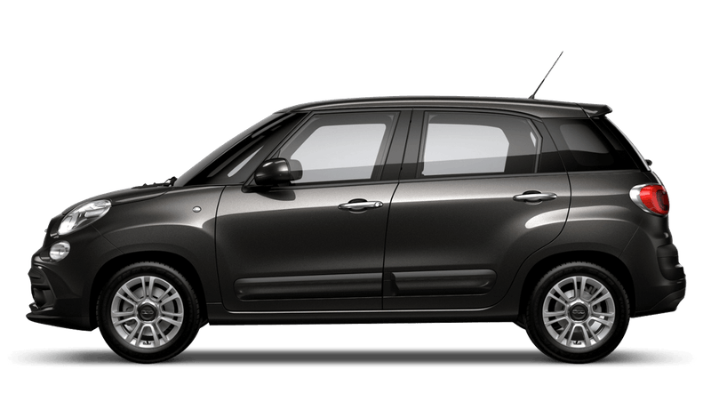 Heavy Metal Grey (Metallic) FIAT 500L Urban Look