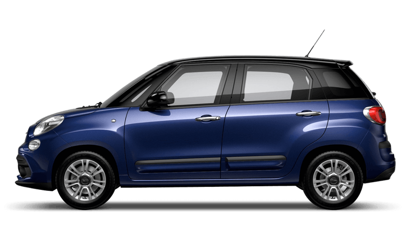 Venezia Blue with Black Roof (Bi-colour) FIAT 500L Urban Look
