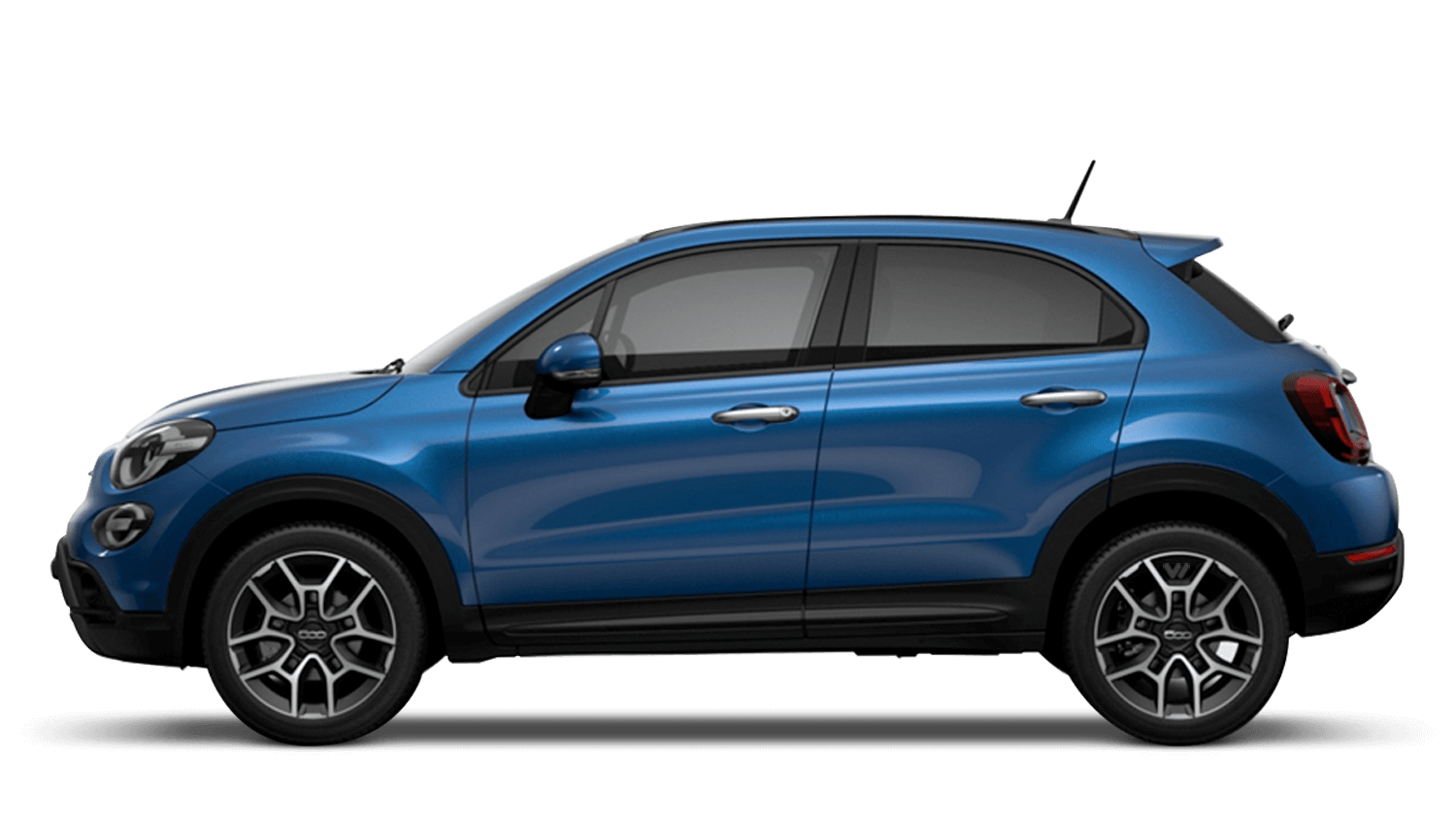 Italia Blue (Metallic) New Fiat 500X Cross Look