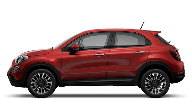 Amore Red (Special) New Fiat 500X Cross Look
