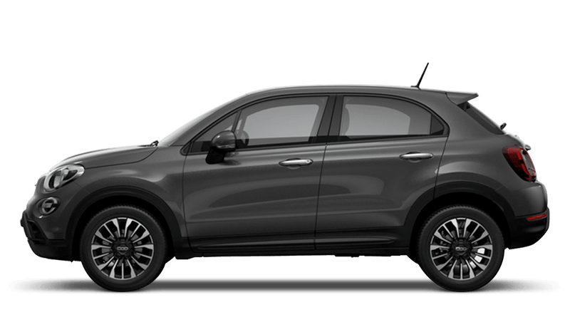 Fashion Grey (Metallic) New Fiat 500X Cross Look