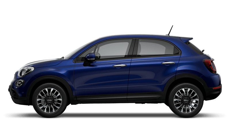 Venezia Blue (Metallic) New Fiat 500X Cross Look